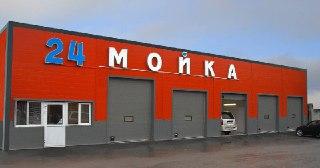 Автомойки из сэндвич панелей Краснодар цена от 269932 руб.